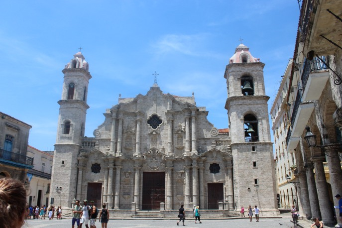 Habana Cathedral