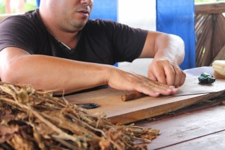 Cigar Rolling Lessons