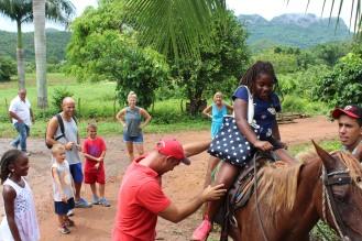 Marley on Horse