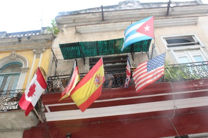 Nations helping Cuba