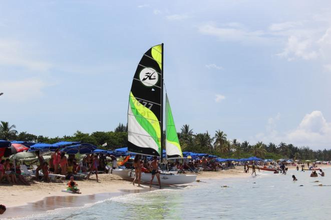 Santa Maria boat